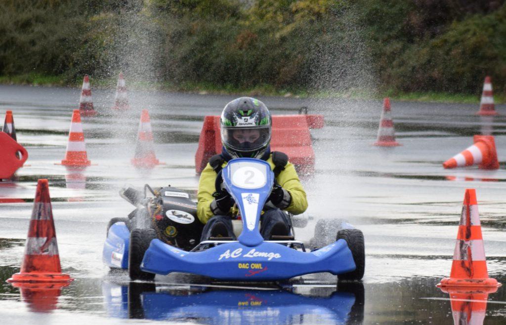 Kart Oldie und Youngster Veranstaltung