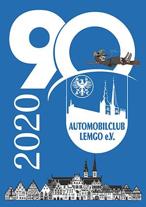 AC Lemgo Kalender 2020 Titelseite