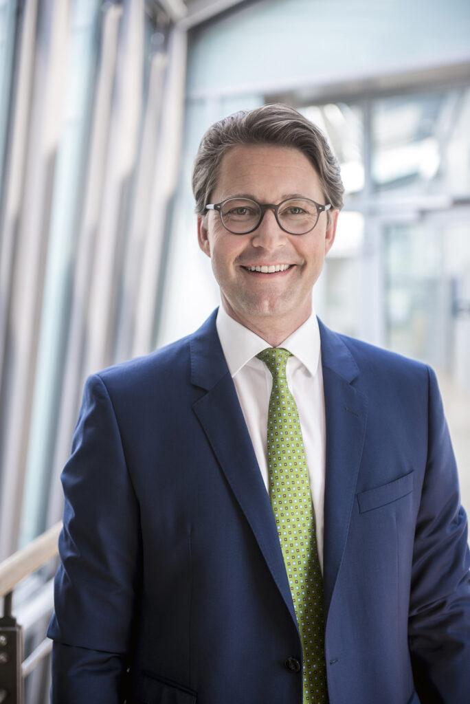 Andreas Scheuer - Verkehrsminister